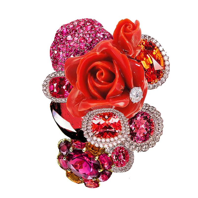 Red Jewel Nancy Jones